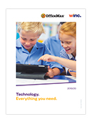 Winc Technology Product Catalogue for Education