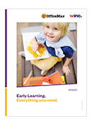 Winc Product Catalogue for Early Learning