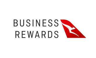 Qantas Business Rewards loho