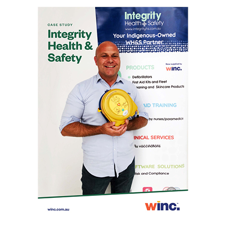 Introducing Integrity Health and Safety