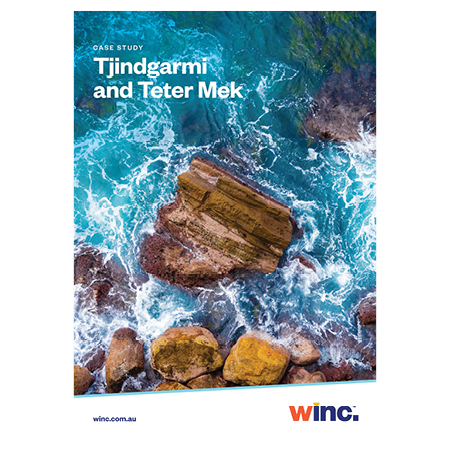 Tjindgarmi and Teter Mek