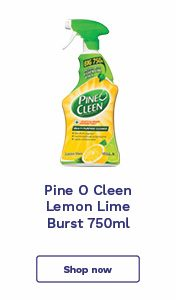 Pine O Cleen Lemon Lime Burst 750ml