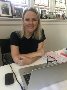 Sally Dickson, Group Human Resources Director to Winc