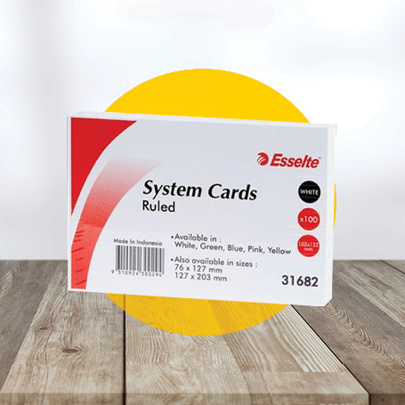 System Cards