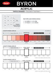 Tints & Shades Blank.